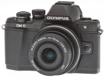 دوربین عکاسی حرفه ای Olympus E-M10 III