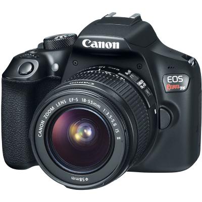 دوربین مناسب عکاسی پرتره Canon EOS Rebel T6.jpg