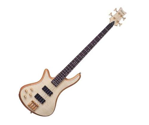 گیتار باس شکتر چپ دست مدل Stiletto Custom-4 LH 2532