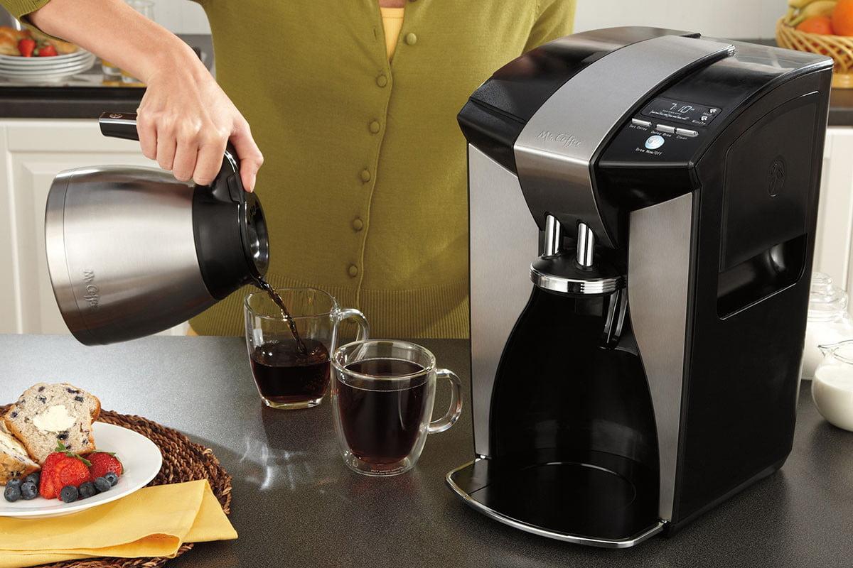 زمان آمادهسازی قهوه