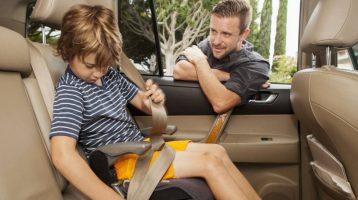 صندلی خودرو کودک