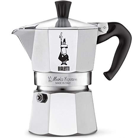 قهوه جوش بیالتی مدل موکا اکسپرس