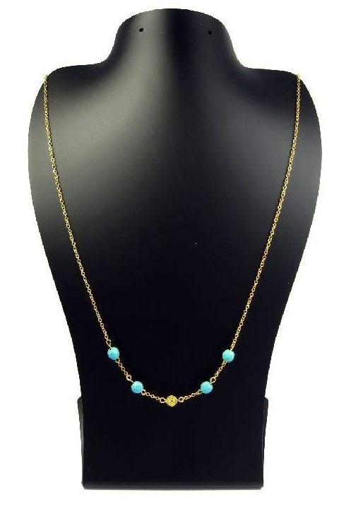 انواع گردنبند طلا زنانه