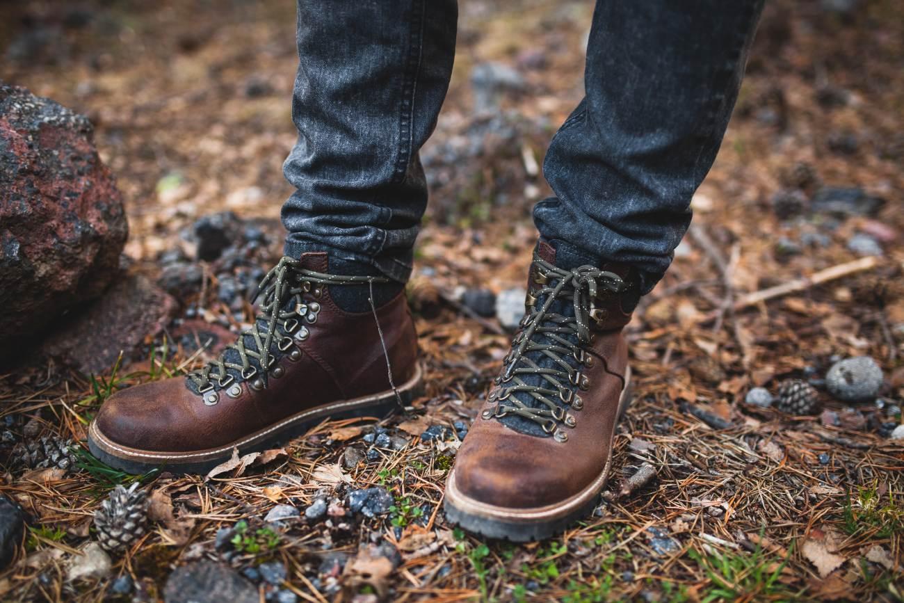خرید کفش کوهنوردی مردانه حرفه ای
