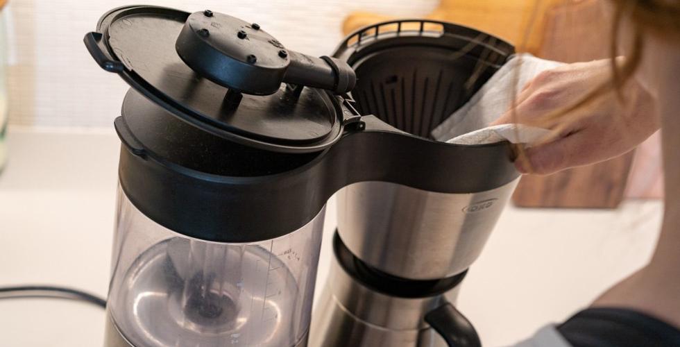 قهوه ساز (نگهداری و عیب یابی)