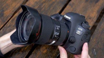 بررسی دوربین عکاسی کانن ۶D Mark II