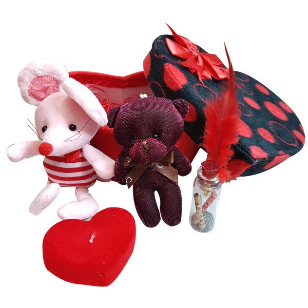ست هدیه عروسک طرح موش