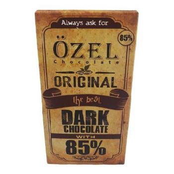 شکلات تلخ 85 درصد اوزل