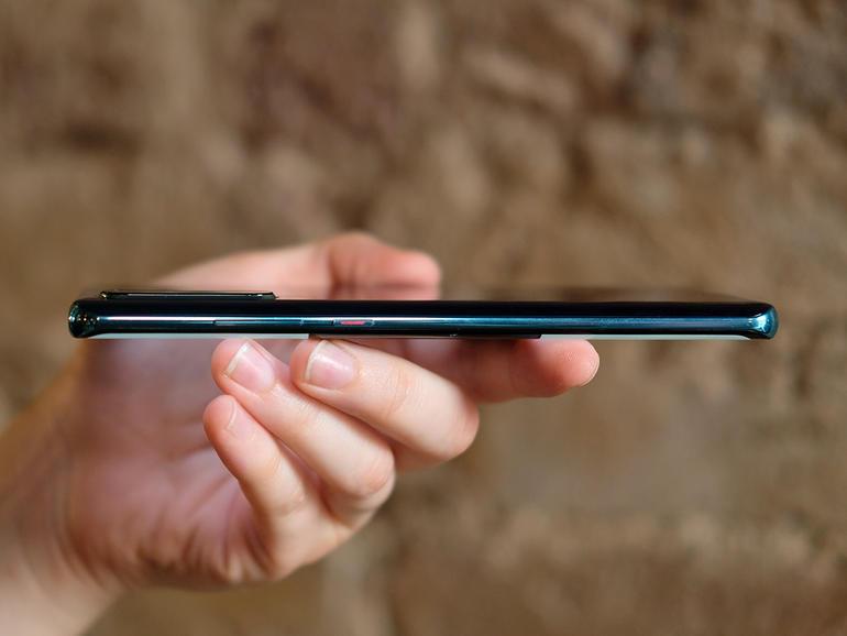 طراحی گوشی هوشمند هواوی p30pro