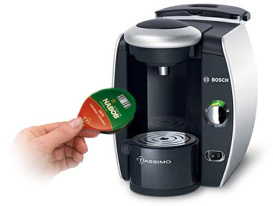 قهوه ساز تاسیمو