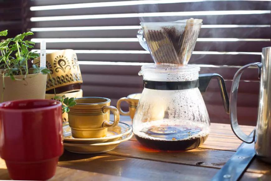 قهوه ساز قطره ای دمی