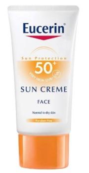 کرم ضد آفتاب اوسرین مخصوص پوست خشک