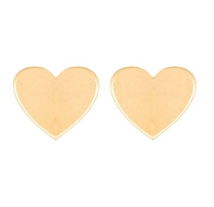 گوشواره طلا طرح قلب