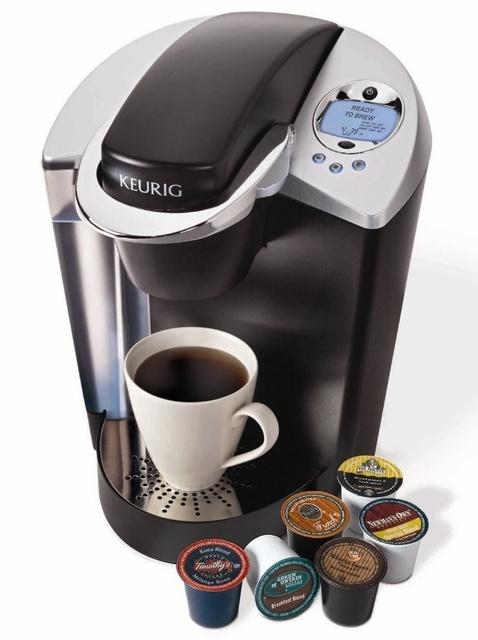 K-Cup قهوه ساز یا کپسولی