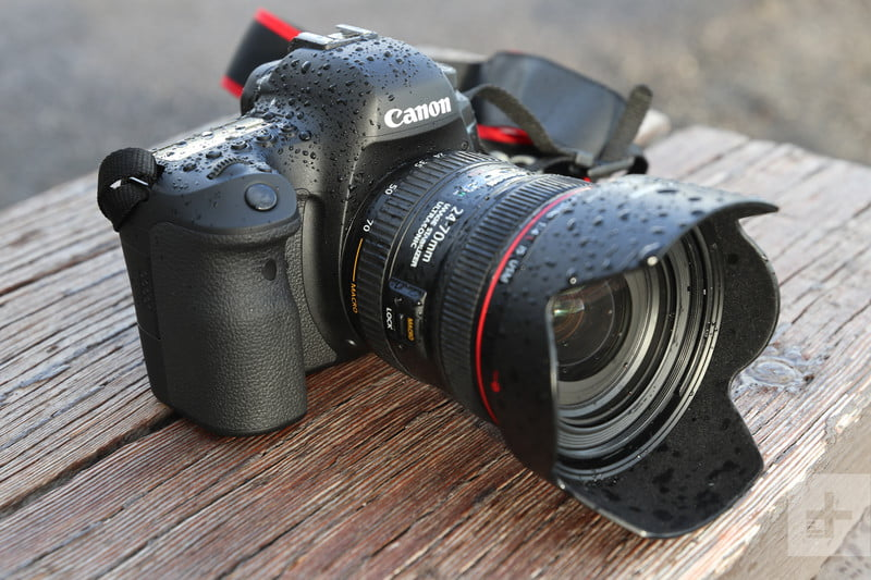 canon-eos-6d-mark-iiتکنولوژی ساخت دوربین