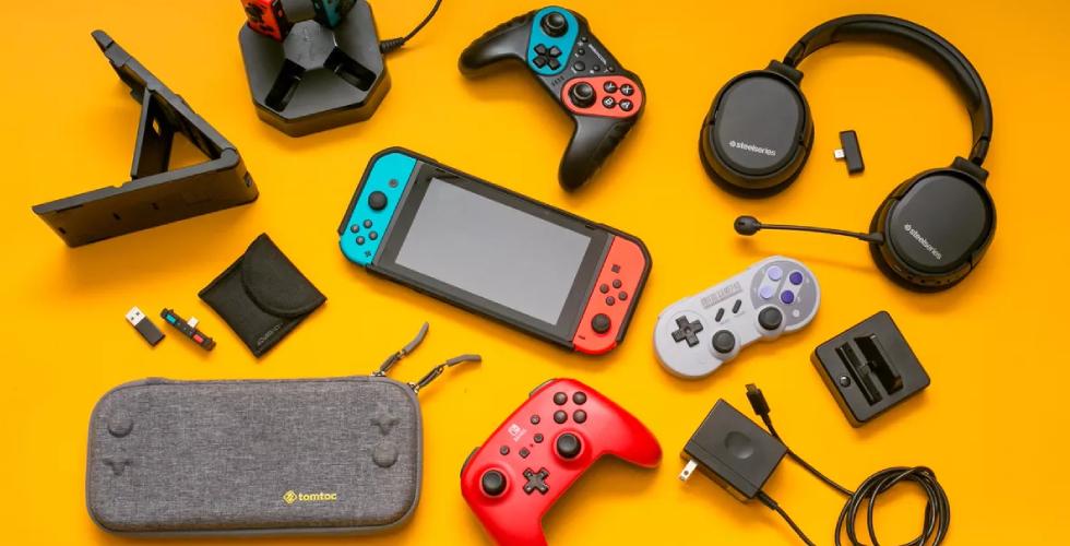 بهترین لوازم جانبی بازی های نینتندو سوییچ (Nintendo Switch)