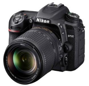 دوربین دیجیتال نیکون مدل D7500 به همراه لنز 18-140