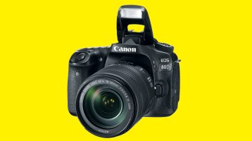 دوربین canon 80d