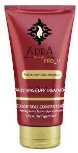 ماسک محافظت کننده موهای رنگ شده با آبکشی آدرا مدل PRO V