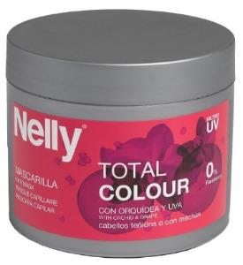 ماسک مو تثبیت کننده رنگ نلی مدل Total Colour
