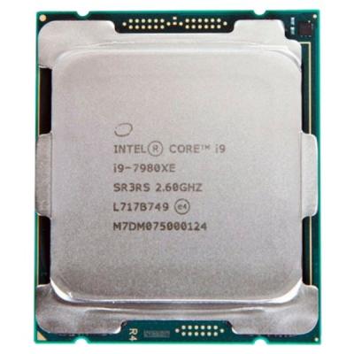 Intel Skylake-X Core i9-7980XE CPU