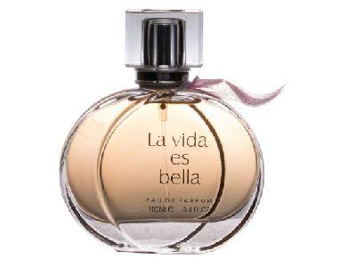ادو پرفیوم زنانه فراگرنس ورد مدل La Vida Es Bella
