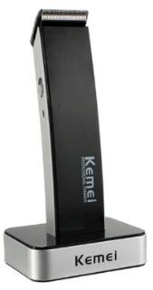 ماشین اصلاح موی سر و صورت کیمی با خط زن مدل KM-619
