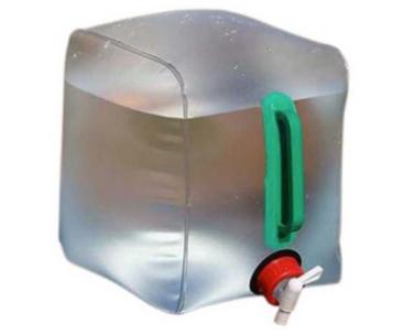 مخزن آب تاشو 10 لیتر