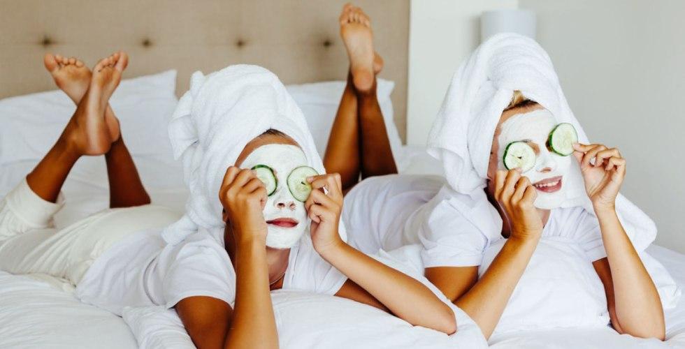پیشنهاد خرید ماسک برای پوست خشک و لک دار