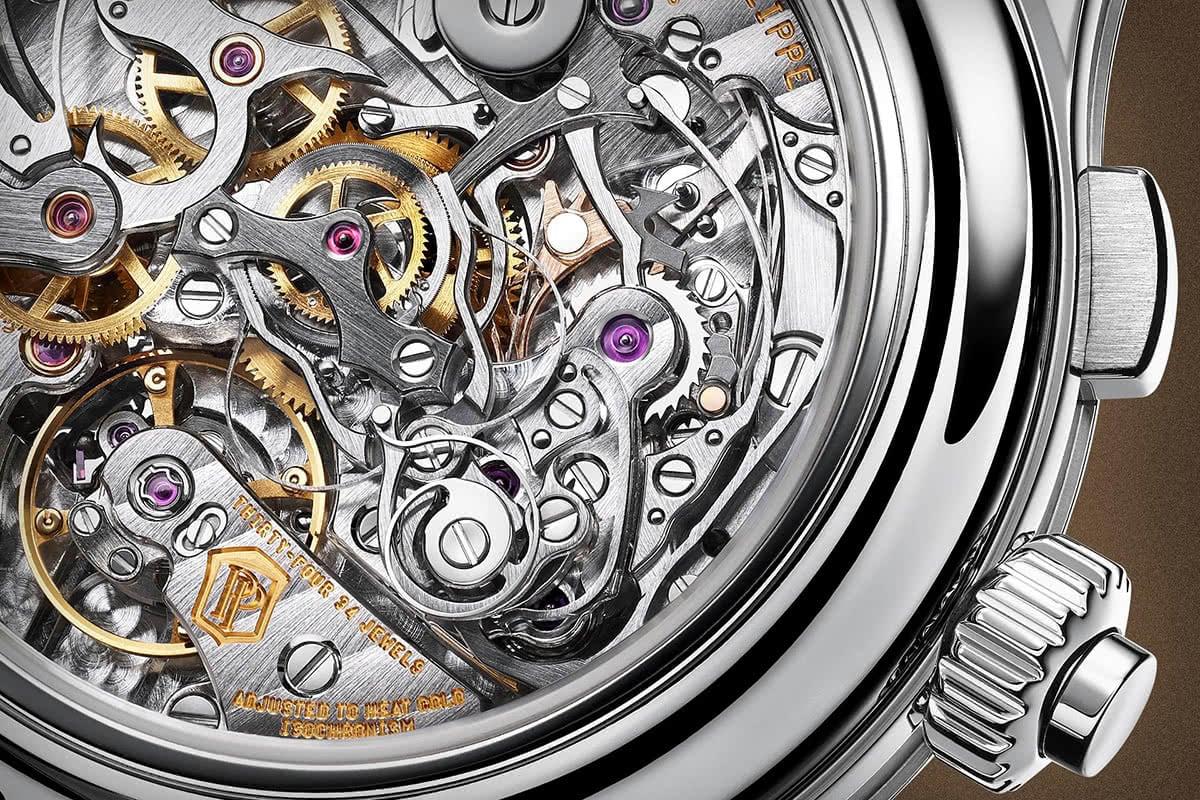 ساعت مچی مکانیکی