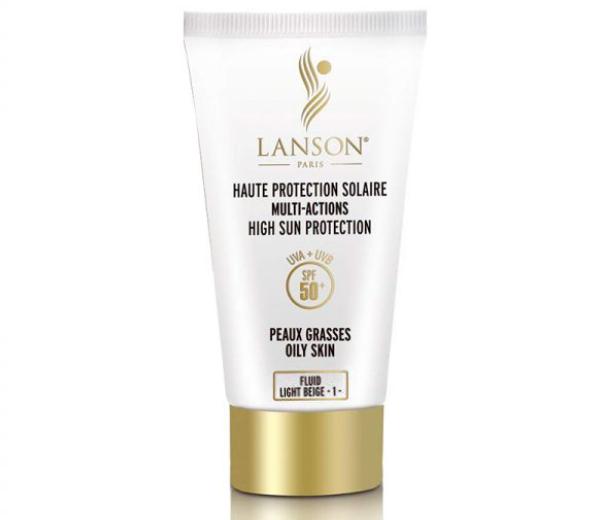 فلویید ضد آفتاب و ضد چروک لانسون