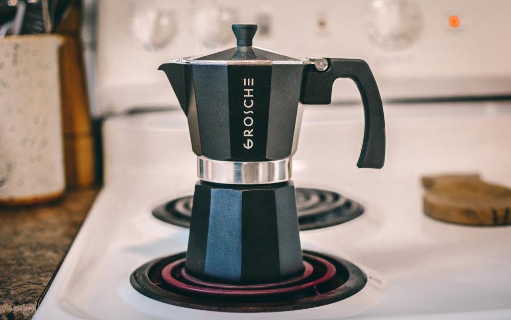 قهوه جوش دستی