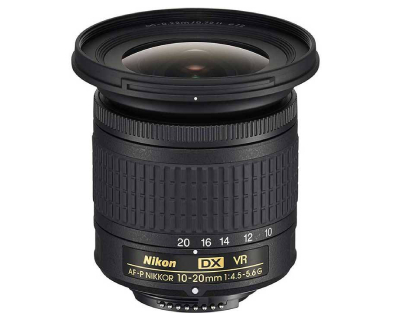 لنز نیکون مدل AF-P DX NIKKOR 10-20mm f4.5-5.6G VR For Nikon Cameras Lens