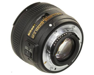 لنز نیکون 50mm f1.8G AF-S