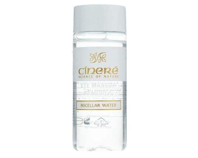 بهترین پاک کننده آرایش چشم - لوسیون پاک کننده آرایش چشم سینره مدل Micellar water