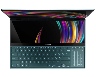 لپ تاپ 14 اینچی ایسوس مدل ZenBook Duo UX481FLC - APلپ تاپ 14 اینچی ایسوس مدل ZenBook Duo UX481FLC - AP