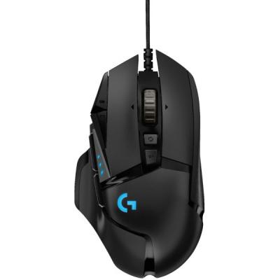 موس گیمینگ لاجیتک مدل G502 Hero Play Advanced