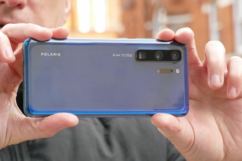 دوربین هواوی P40