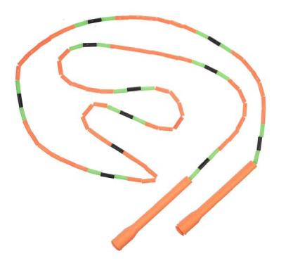 طناب ورزشی تناسب اندام تن زیپMagic
