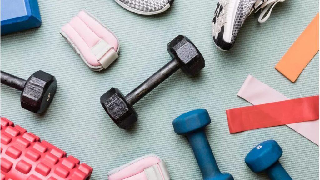 لوازم ورزشی برای خانه