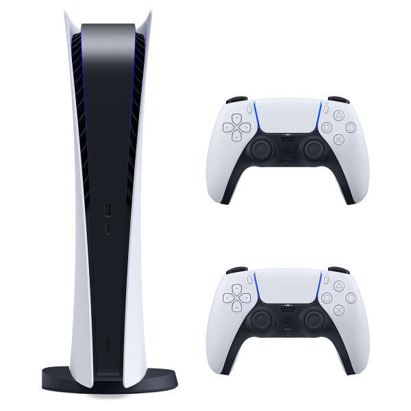 مجموعه کنسول بازی سونی مدل PlayStatio 5 Digital Edition