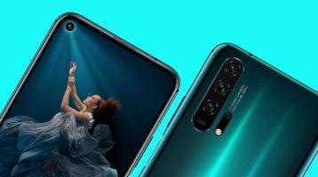 بررسی مشخصات دوربین و قیمت گوشی آنر 20 پرو