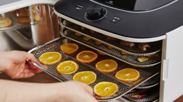 خرید بهترین دستگاه میوه خشک کن خانگی