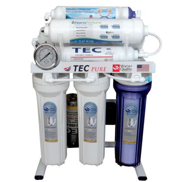 دستگاه تصفیه آب تک مدل RO-T8-NATURE3400