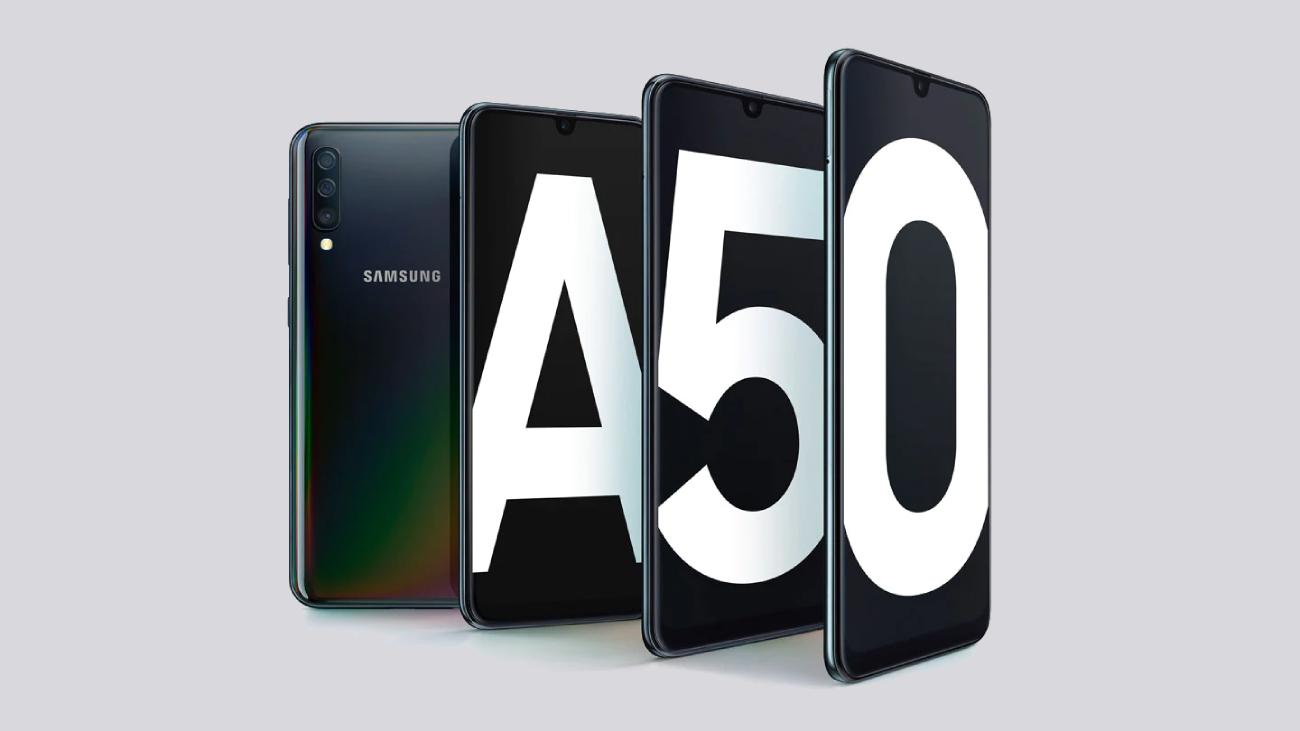 بررسی مشخصات و قیمت گوشی سامسونگ A50 و مقایسه با مدل A50s