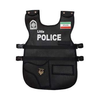 تن پوش بچگانه طرح پلیس مدل p110