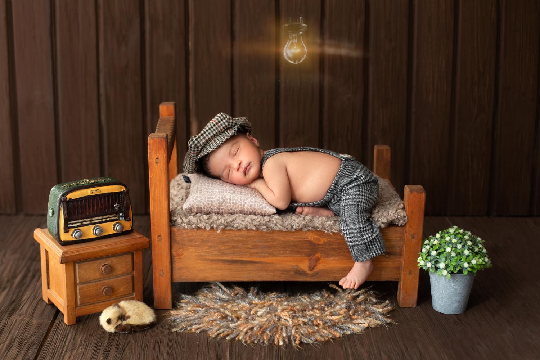 خرید سرویس چوب نوزاد و کودک