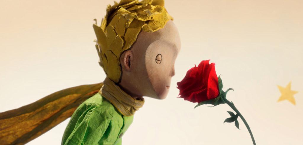 داستان شازده کوچولو و گل
