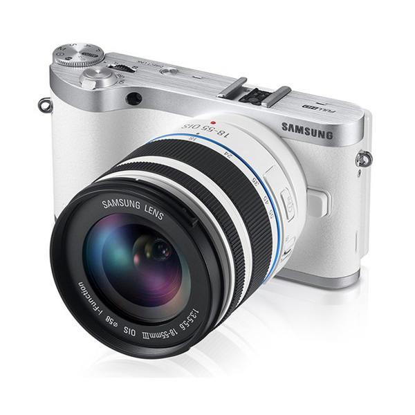 دوربین دیجیتال سامسونگ مدل NX300 18-55mm