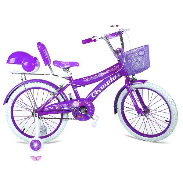 دوچرخه سواری بچه گانه المپیا مدل 20111 سایز 20